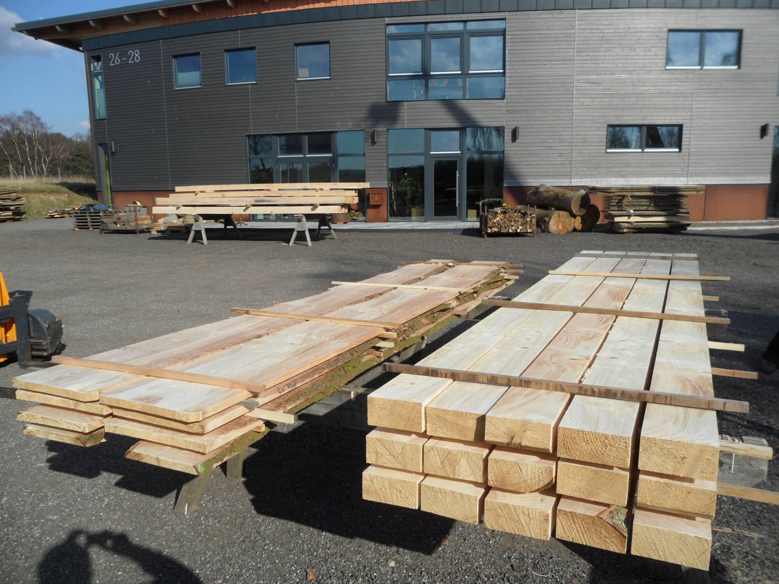 Neues aus dem Holzkontor