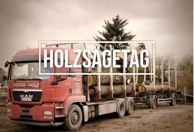 Holz-Sägetag bei Balck